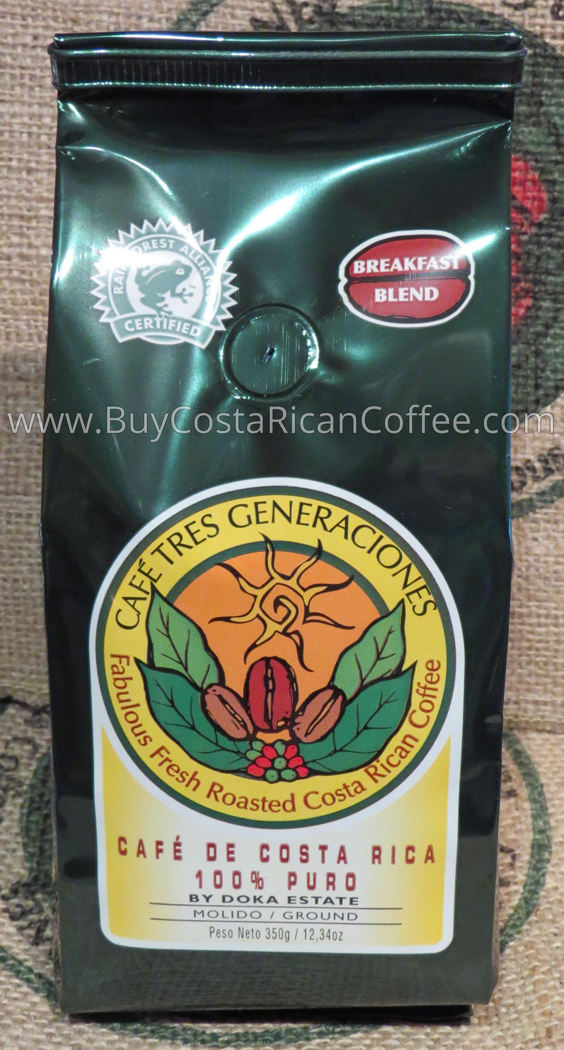 Buy Costa Rican Coffee Online